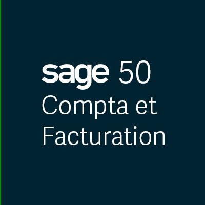 Sage 50 Compta et Facturation