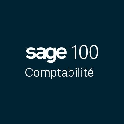 Sage 100 Comptabilité