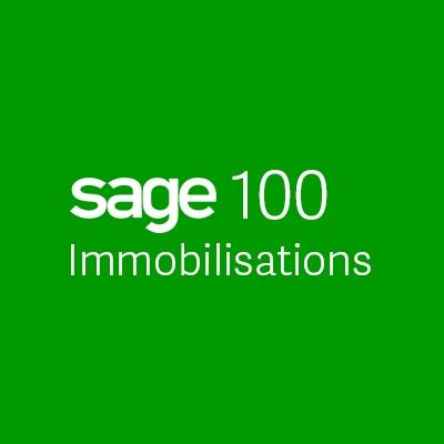 Sage 100 Immobilisations
