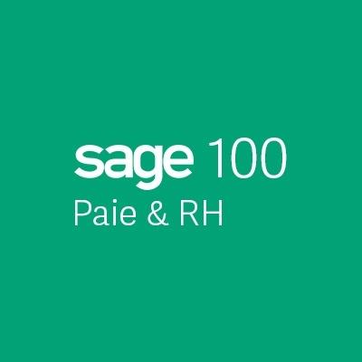Sage 100 Paie & RH