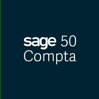 Sage 50 Compta