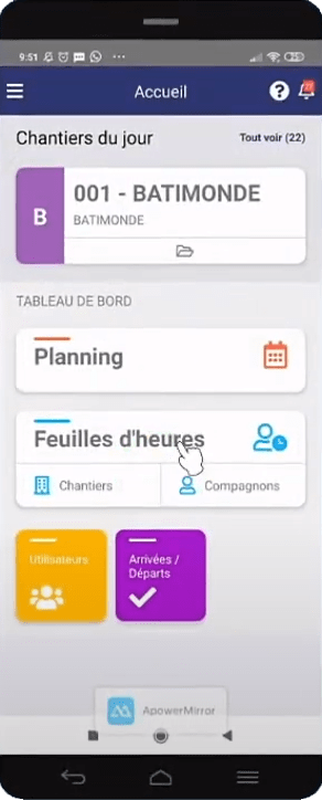 Sage e-chantier Alobees