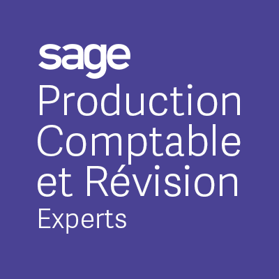 sage production comptable révision experts