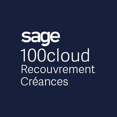 Sage 100cloud Recouvrement Créances