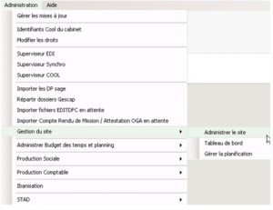 Paramétrage de la Mobilité Collaborateur sur Sage Online Access