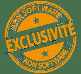 exclusivité adn software