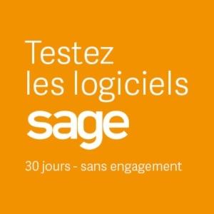 testez les logiciels Sage gratuitement